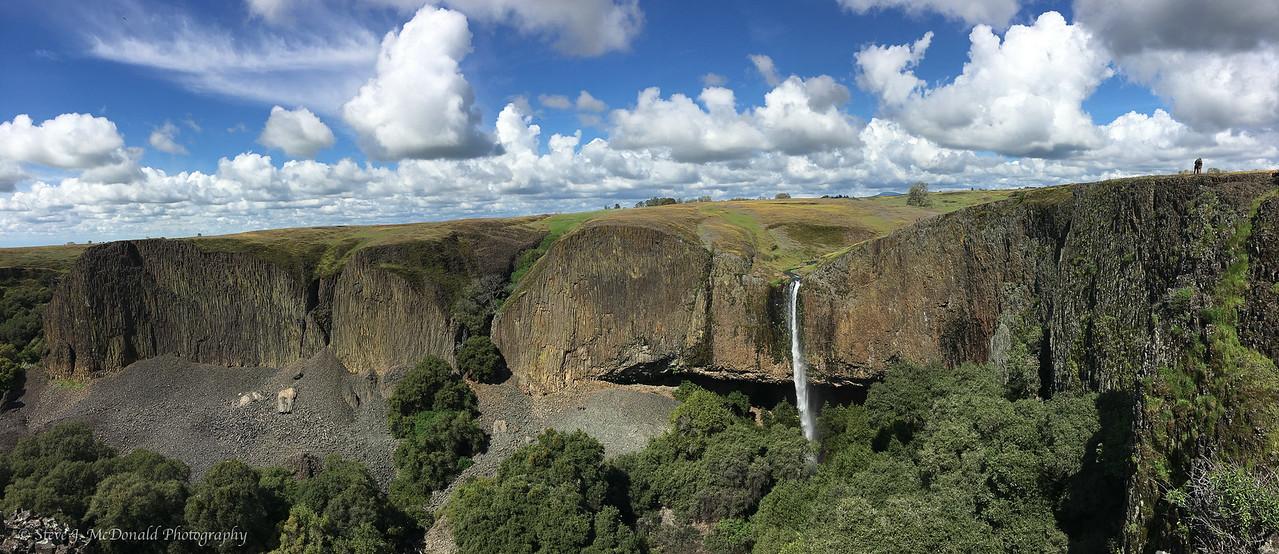 Table Mt. Phantom Falls Panorama