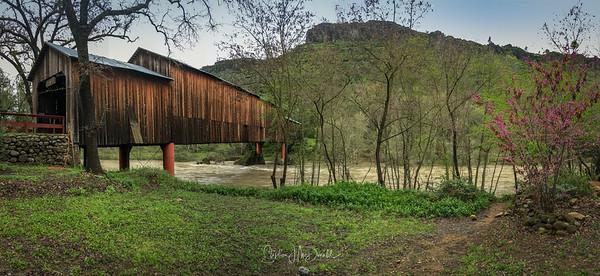 Honey Run Covered Bridge