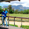 At the Thelema winery