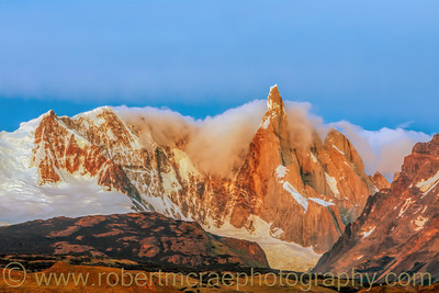 Cerro Torre before Sunrise