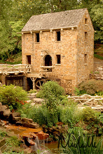 The Old Mill - Little Rock