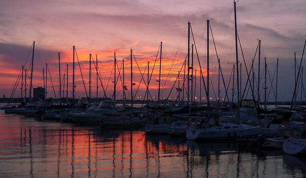 South Carolina Sunsets and sunrises