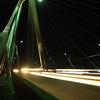 Ravenal Bridge after sunset