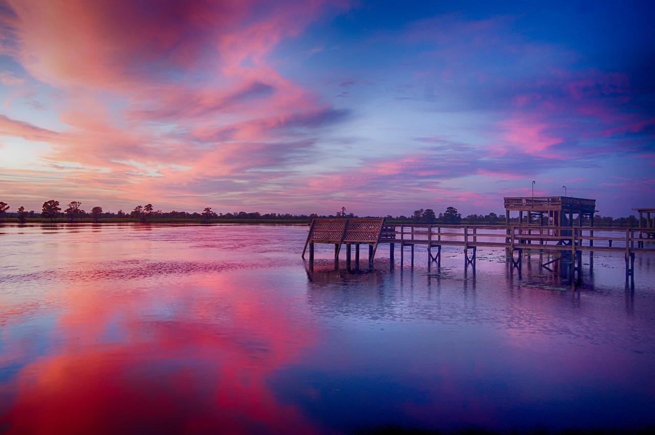 Sunset Pawleys Island