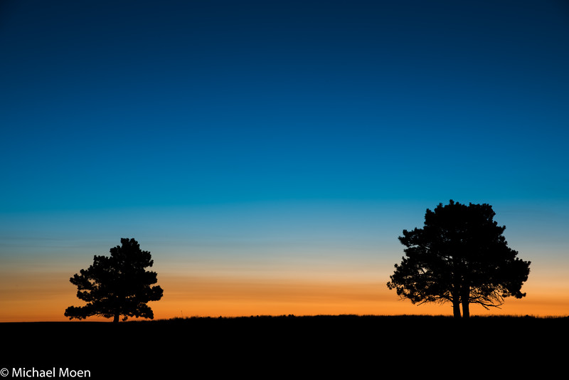 Custer State Park, SD Sunrise