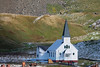 Norwegian church, Grytviken, South Georgia