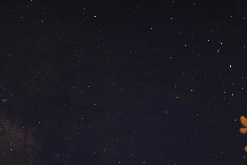 Utah has some of the darkest night skies I've ever seen.