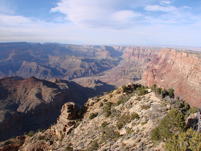 Grand Canyon, South Rim, Arizona   http://www.nps.gov/grca/index.htm   http://www.nps.gov/archive/grca/grandcanyon/south-rim/index.htm