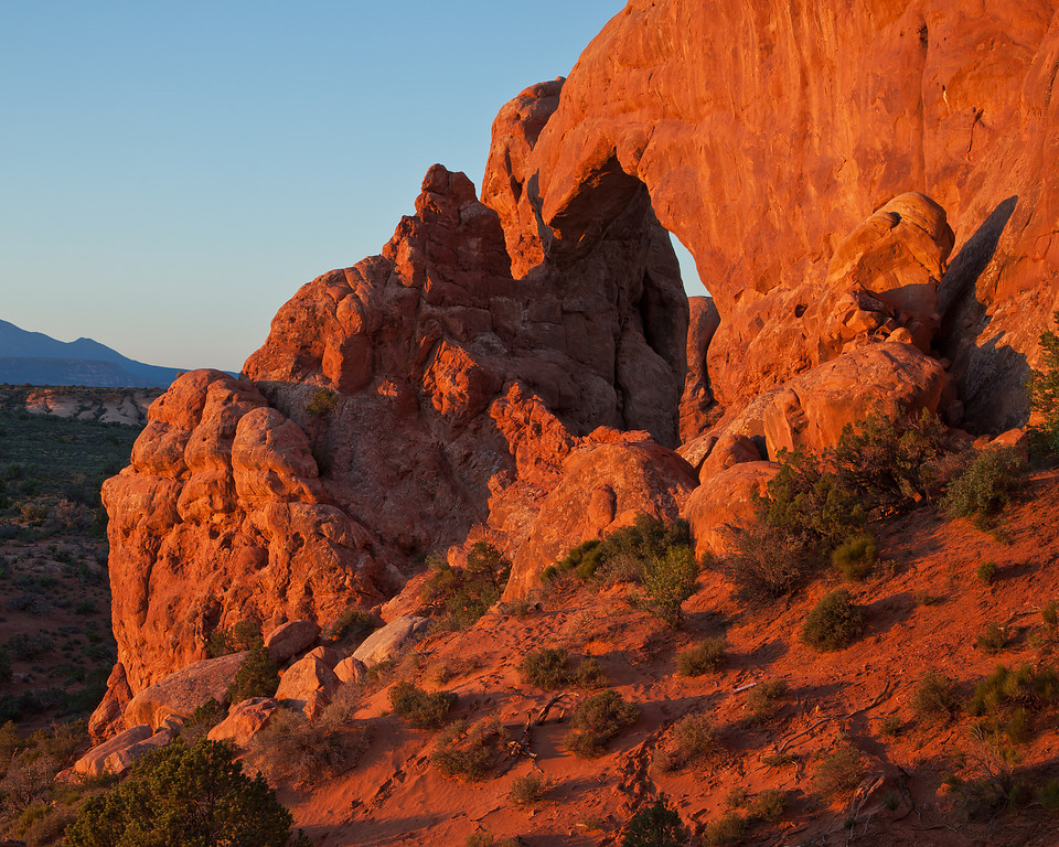 South Window Arch, Arches National Park, UT