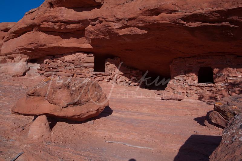 Native American Ruin, Canyonlands National Park