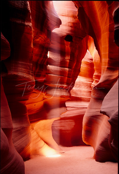 Antelope Canyon, The Stone that weeps