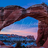 Broken Arch, Arches National Park
