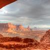 False Kiva, Canyonlands National Park, Utah