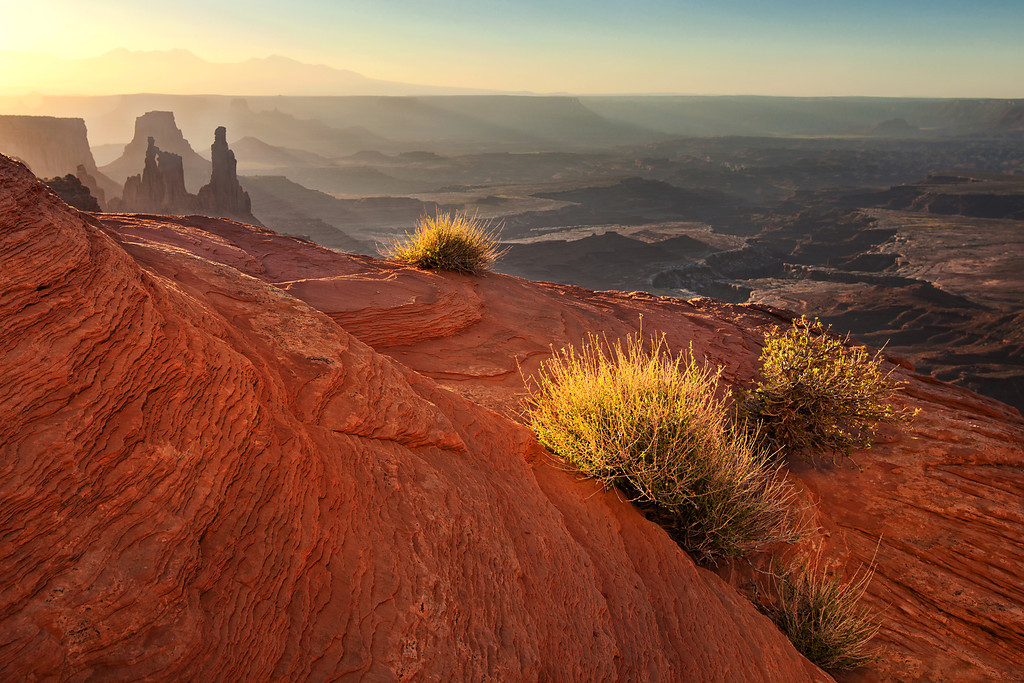 Canyonlands National Park at Sunrise, UT