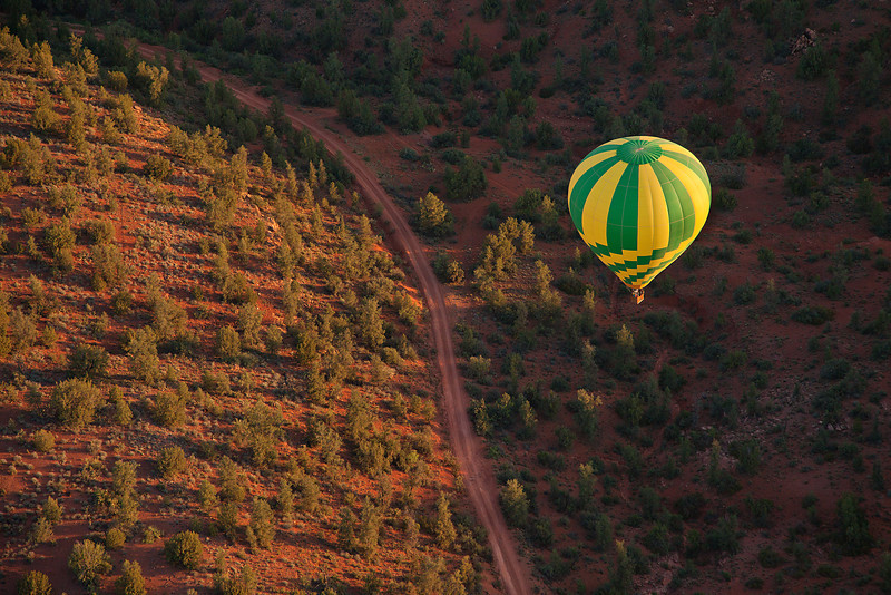 Balloon Road, Sedona, AZ