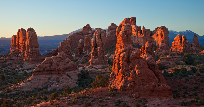 Arches National Park, UT,
