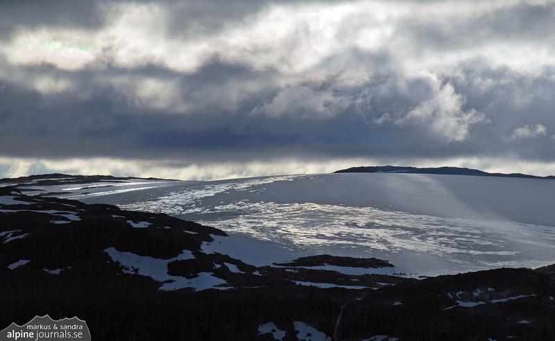 Swedish mountains