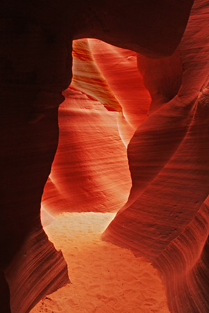 Lower Antelope Canyon, Arizona