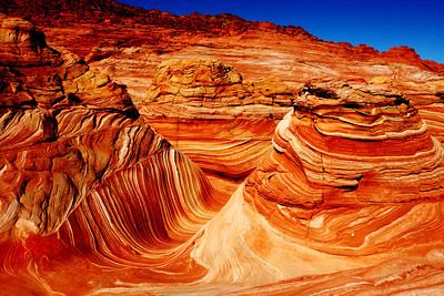 The Wave - Coyote Buttes, Utah/Arizona Border