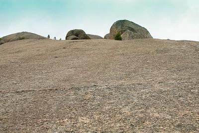 The Pyramid. Stanthorpe & Giraween, April 2008