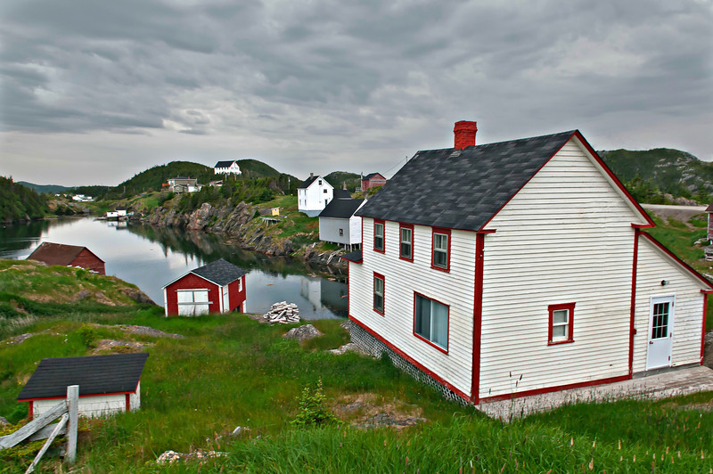 Salt Harbour, Herring Neck, Newfoundland