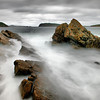 """Smoke On The Water"" near Too Good Arm, Newfoundland"