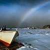 """Fogbow"", Too Good Arm, Newfoundland"