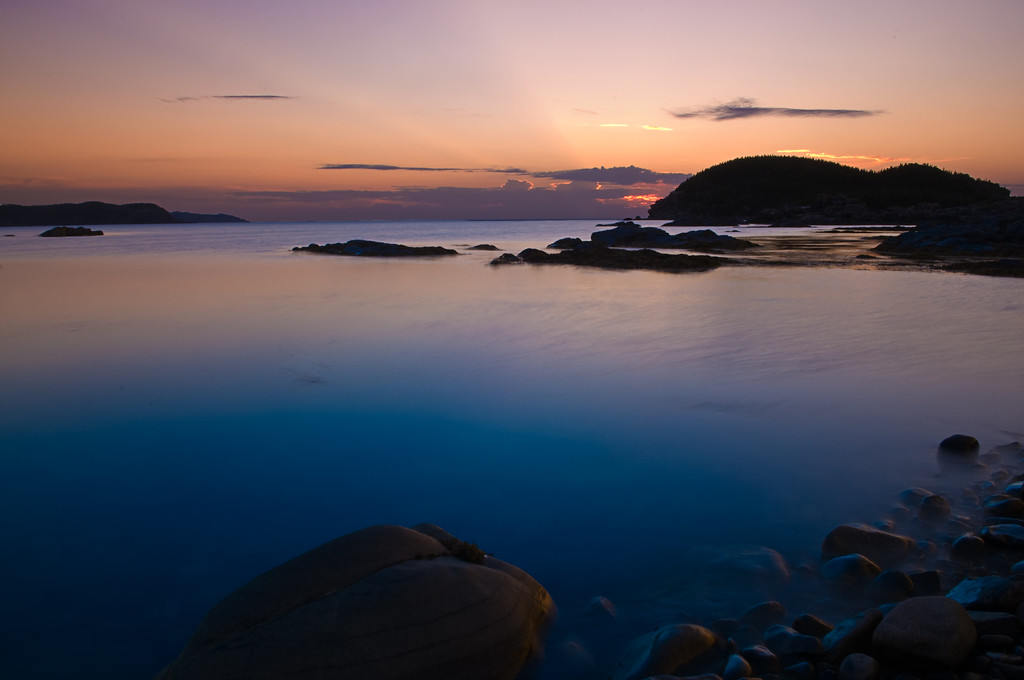 Beachy Cove, Tizzard's Harbour, Newfoundland