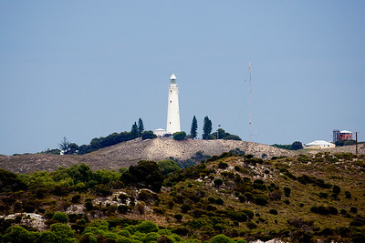 Wadjemup Lighthouse, Rottnest Island, near Perth, Australia