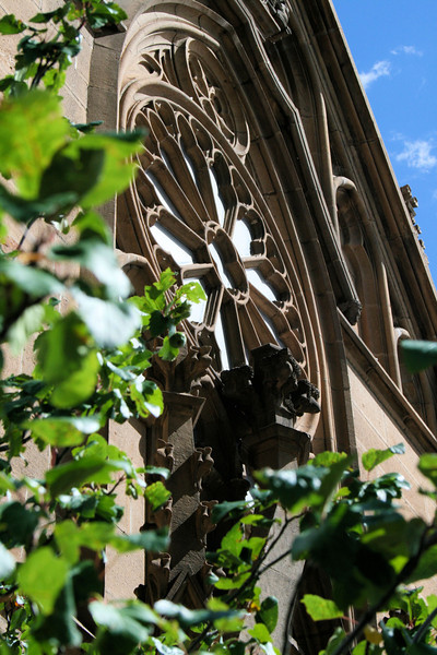 Loretto Chapel in the City of the Holy Faith