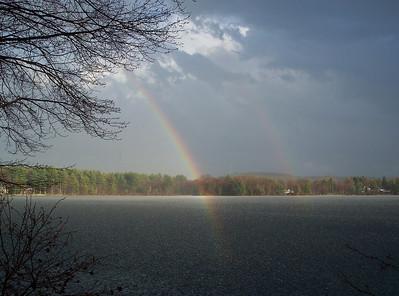 lake rainbow