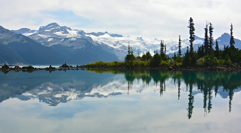 more Garibaldi Lake beauty