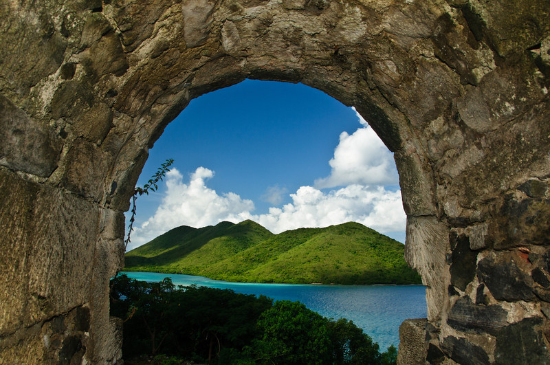 Annaberg plantation, St. John VI, virgin islands national park