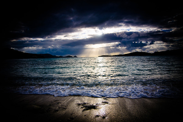 Vessup Beach Sunrise