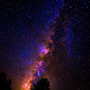 Milky Way Galaxy from Earth 20