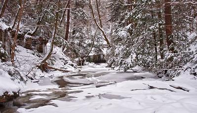 Stebbins Gulch Jan 21 2012