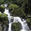 Webb Creek falls in motion