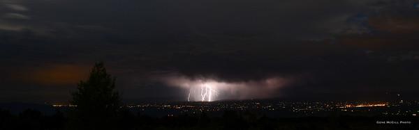Storm in Western Colorado