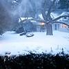 Winter Storm Brodie, January 4, 2018