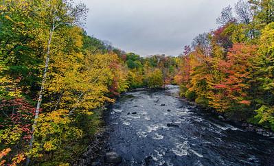 An Autumn River