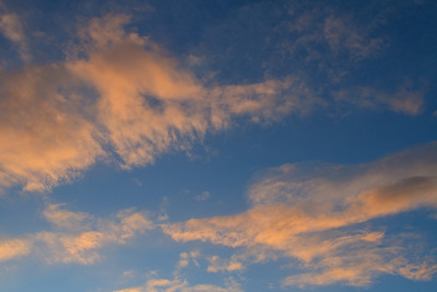 Warm sky, Summer 2010