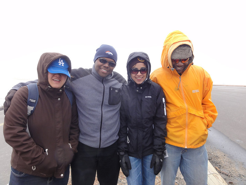 Field work trip to Rocky Mountain National Park