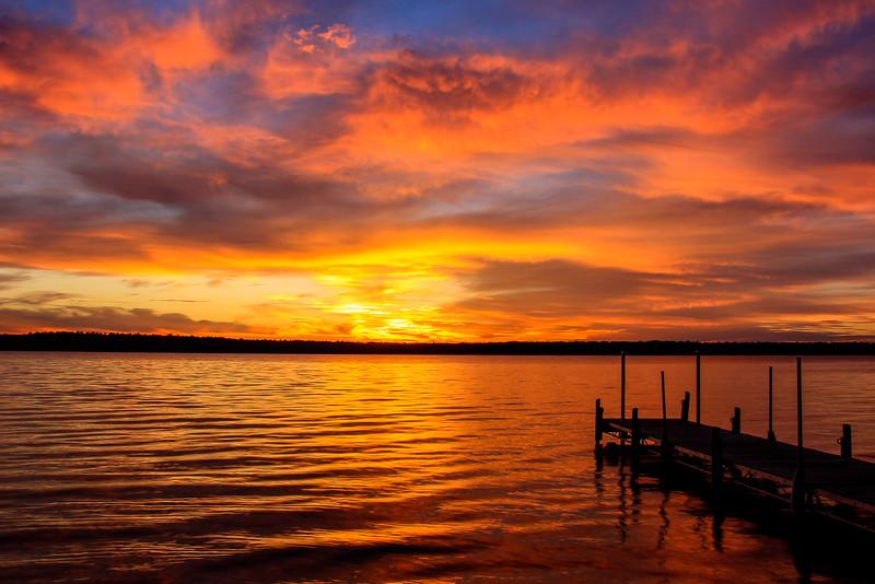Breathtaking September Sunset