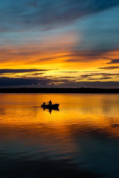 Golden Hour Sunset   5