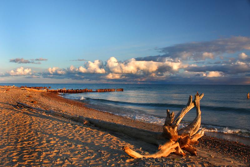 """Rise and Shine""- Lake Superior"