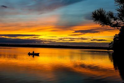 Golden Hour Sunset!  2