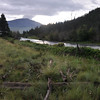 Along the Rio Grande above Creede, Colorado -