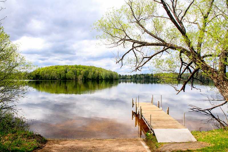 Dock in the Bay - Horsehead Lake