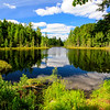 Peace & Quiet at Devils Lake