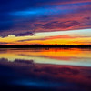 A Rainbow of Color Sunset 1